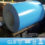 Bobinas PPGI, bobina de aço com revestimento de cor branca, bobina de aço galvanizado Prepainted Z275/Metal Roofing Folhas materiais de construção