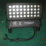 36X10W RGBW 4en1 Color de la ciudad de lavado de pared LED DMX