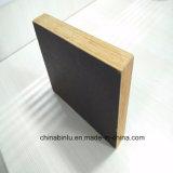 Película Negra enfrenta el contrachapado para materiales de construcción