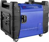 generador silencioso estupendo de la gasolina de 7000W Digitaces