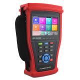 Портативный тестер камеры слежения CCTV для IP Ahd Cvi Tvi SDI PTZ