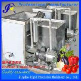 Máquina da limpeza ultra-sônica do equipamento da transformação de produtos alimentares