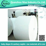Необработанное White Fluff Pulp для Diaper с CE (LS-1121)