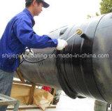 PET Wärme-Schrumpfverpackung-Material für Öl-Gas-Stahlrohr