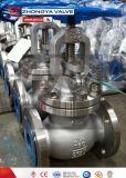 Gussteil-Stahl-industrielles Kugel-Ventil API-150lb