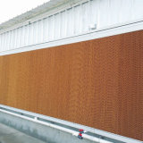Poultry House Greenhouse를 위한 젖은 Cooling Pad