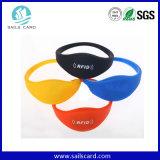 13.56MHz bracelete da alta segurança RFID para o controle de acesso