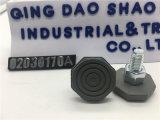 Industrielles Gerät &Components Gummifüße und Schrauben-Teile mit Gummi des Gummiproduktes