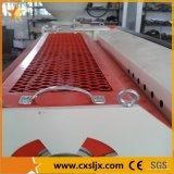 Machine en plastique d'extrudeuse pour la pipe/profil/feuille