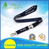 Lanière estampée par qualité de support d'insigne d'identification de support de téléphone avec la bobine de Ratracable