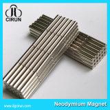 N50 N52 het Sterke Ronde Neodymium Magent van de Zeldzame aarde van de Cilinder