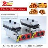 Máquina de Fazer Waffle Waffle Baker waffle cafeteira para equipamento de restauração