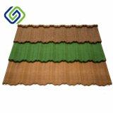 Камня крыши виллы плитки толя синтетической смолаы плитки Китая поставщика золота плитка крыши королевского Coated