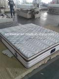 Cargas del envase del colchón de resorte cómodo de la tela