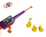 Speelgoed van de Eend van de Visserij van het Spel van de Visserij van het Stuk speelgoed van jonge geitjes het Nieuwste Plastic voor de Bevordering van Kinderen