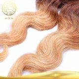 一等級の3調子の100%年のバージンのブラジルの毛の拡張人間の毛髪
