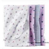 Baumwolldrucken-Entwurf 100% der Baby-Zudecke mit Qualität
