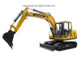 Землечерпалки Crawler ведра машинного оборудования 8t#0.4m3# Baoding для сбывания