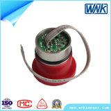 Corriente constante y voltaje constante Potencia 316L Sensor de presión de gas de aceite líquido