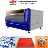 Tecido de CO2 máquina de corte a laser 1000x600mm