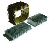 Bronceado anodizado Disipador (ISO9001 : 2008 TS16949 )