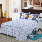 Напечатано домашний текстиль ткань из микроволокна кровать в мастерской,