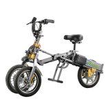 電気スクーターの自転車のEバイクを折る14インチ48V 250W
