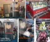 Precios duros de la máquina del fabricante de Gelato del helado del congelador del tratamiento por lotes (CE)