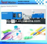 Moulage par injection horizontal de brosse à dents faisant la machine de plastique de machine