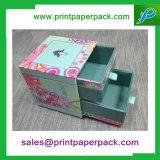 Custom картонный ящик Подарочная упаковка и сумка для хранения ювелирных изделий в салоне косметический украшения в салоне в подарочной упаковке .