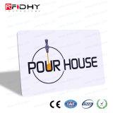 Intervalo longo Hf + cartão de Freqüência Dupla RFID UHF