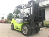 Грузоподъемник аэродромных автопогрузчиков 3.5t Forklifter LPG газа с газом Cylinderr