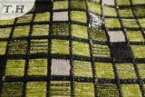 Sofa carré à haute teneur de tissu de Chenille de la maille 2016