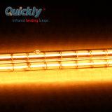 Formato em U rapidamente a lâmpada de aquecimento por infravermelhos com certificação CE