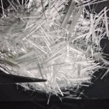 3-12 mm de fibra de vidrio resistente a los álcalis filamentos picados