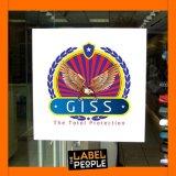 3 Jahre im Freien erstklassiger Grad-selbstklebendes Vinyl-für das Bekanntmachen