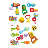 Baby (H0001246)를 위한 플라스틱 Toys Baby Rattles