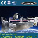 Teenking 3000*1500 мм струей воды машины для резки мрамора резки