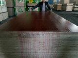 La melamina, Chapa de madera y papel frente Multy-Plywood