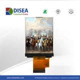 IPS van 2.8 Duim TFT LCD Module 240X320 RGB/MCU 18bit 40pin 250CD/M2