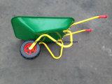 Trole Wb0102 do carro do caminhão de mão do carrinho de mão de roda do Wheelbarrow