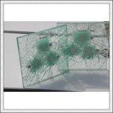 방탄 유리제 박판으로 만들어진 유리