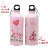 Бутылка воды Alumium спортов для подарка промотирования