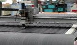 Cortadores automáticos de plotters CNC com faca elétrica oscilante