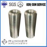 Soem-Präzisions-Aluminium/Edelstahl CNC-maschinell bearbeitenteil für Selbstmaschinerie