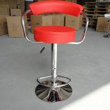 Домашний стул табуретки адвокатского сословия кухни Wishbone мебели кожи отдыха (FS-B308)