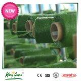 Jardín natural utilizado alfombra de césped artificial barato