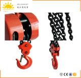 新しい状態および手動チェーン起重機の鎖プーリーブロック