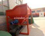 El estiércol de cerdo de pélets de abono orgánico de la línea de producción de fertilizantes para la venta