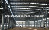 Talleres ligeros prefabricados de la estructura de acero con el certificado del Ce